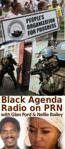 Ezili on Black Agenda Report with Glen Ford