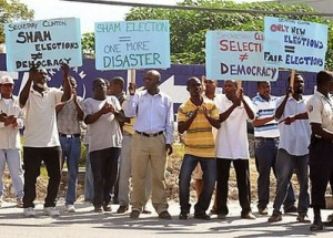 Save Haiti – Annul the fraudulent Nov. 28 elections