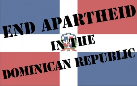 End legal apartheid and racism in the Dominican Republic. Boycott DR tourism, trade, services and products.