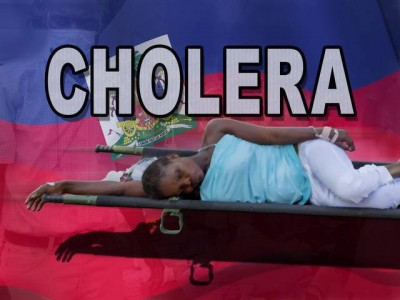 UN-imported cholera deaths for Haiti
