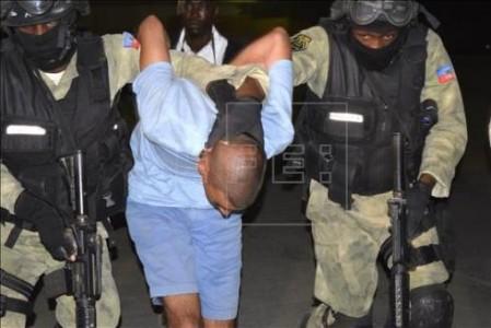 Fugitive Brandt returned to Capital