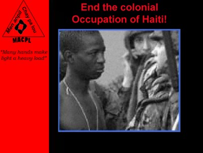 End US colonial occupation of Haiti, Free Haiti Movement, Ezili Danto