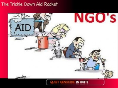 Quiet Genocide: The Aid Racket in Haiti