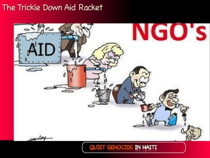 Quiet Genocide: The Aid Racket in Haiti