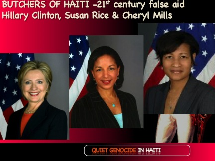 Butchers of Haiti in the 21st century, From ImagesAttr