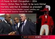 Martelly Lamothe Clinton