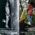 Tulile hanged