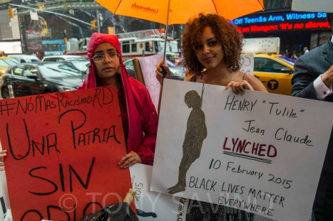 Black Lives Matter Everywhere  Photo credit: Tony Savino