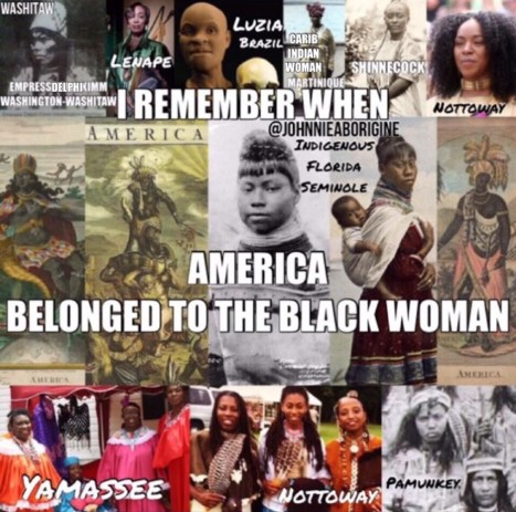 I Remember When America Belonged to the Black Woman