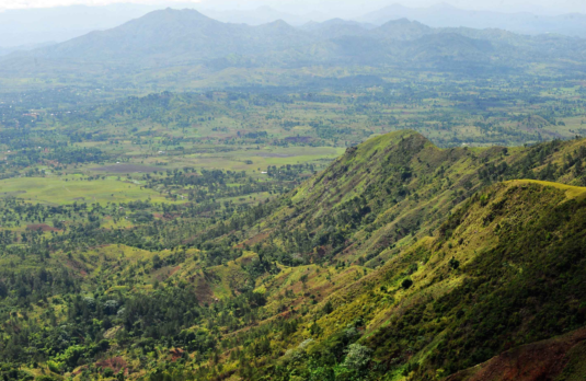 Green Haitian Landscape -Source: Getty Images