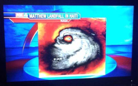 Weather Warfare Operations in Haiti - Hurricane Matthew